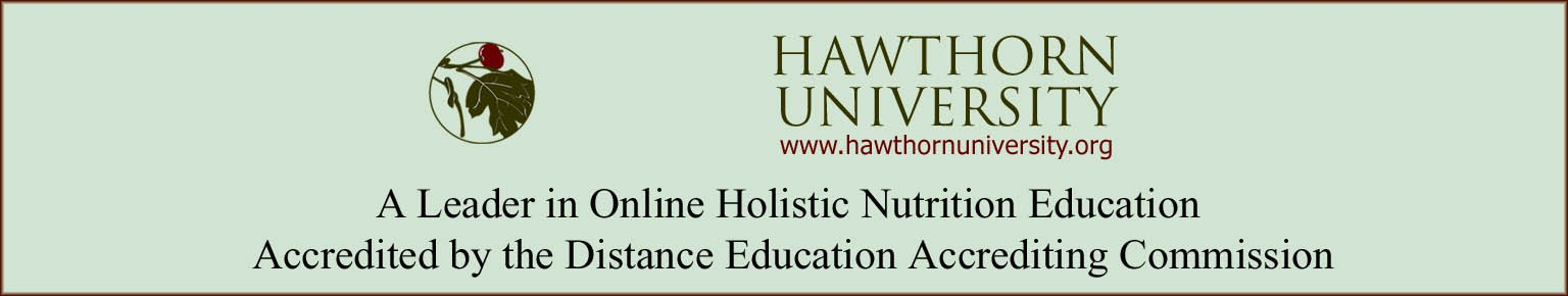 Accredited Online Nutrition Courses