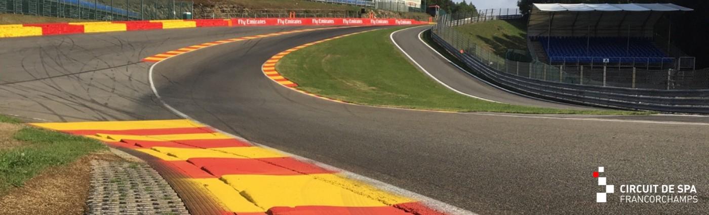 Circuito De Spa Francorchamps : Circuit of spa francorchamps s.a. linkedin