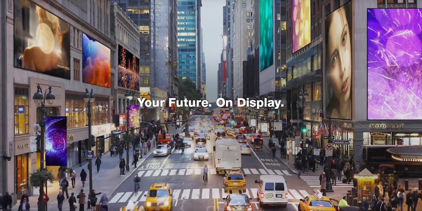 Samsung Commercial Displays >> Samsung Display Solutions Linkedin