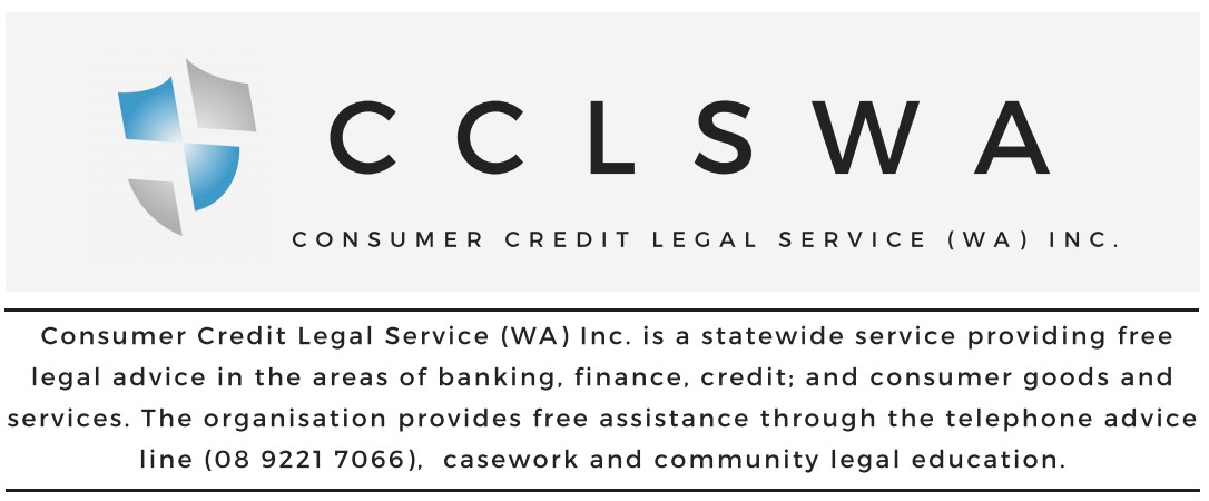 Consumer Credit Legal Service (WA) Inc  | LinkedIn