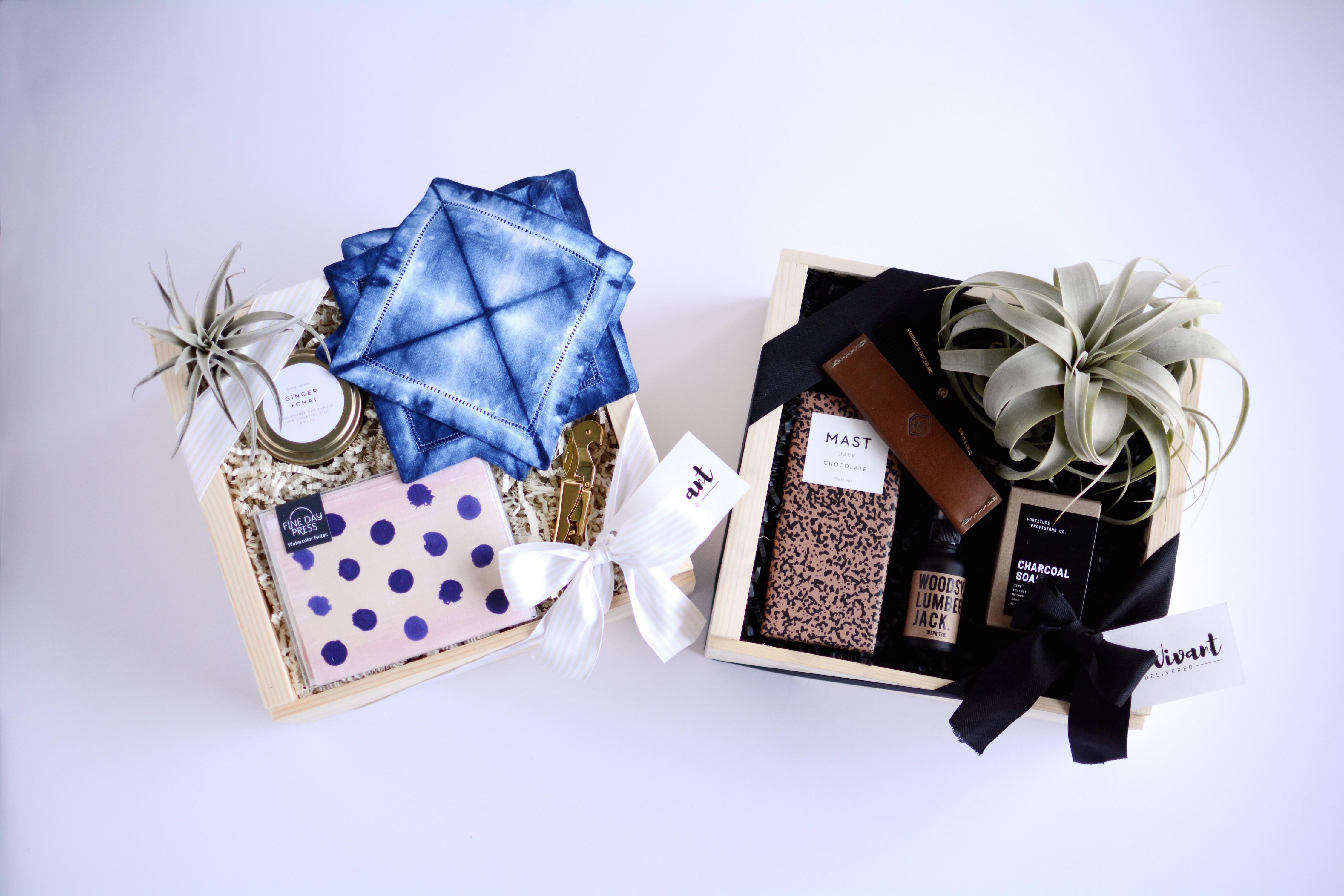 Bon Vivant Gift Boxes Linkedin