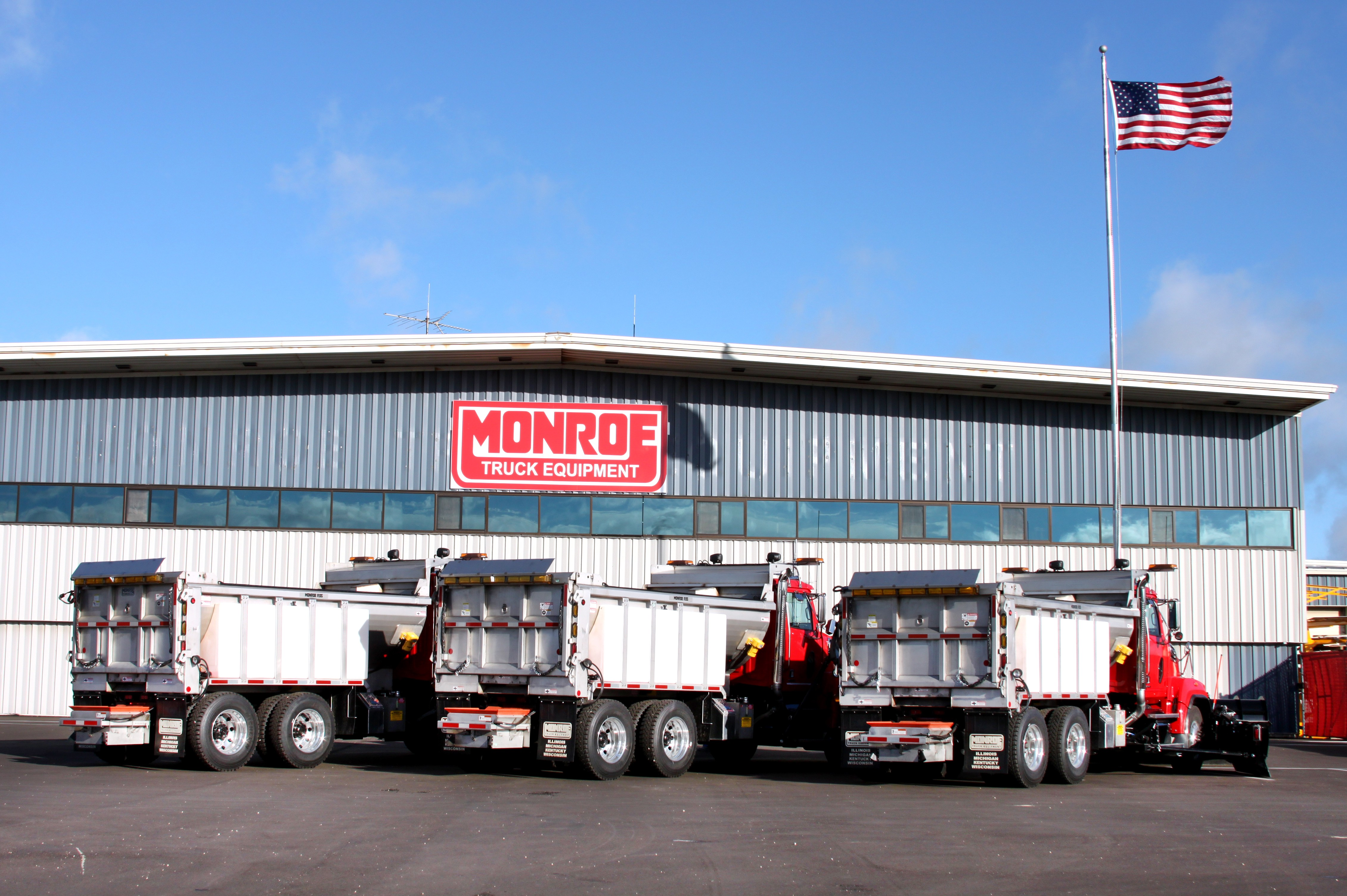 Monroe Truck Equipment >> Monroe Truck Equipment And Modifications Linkedin