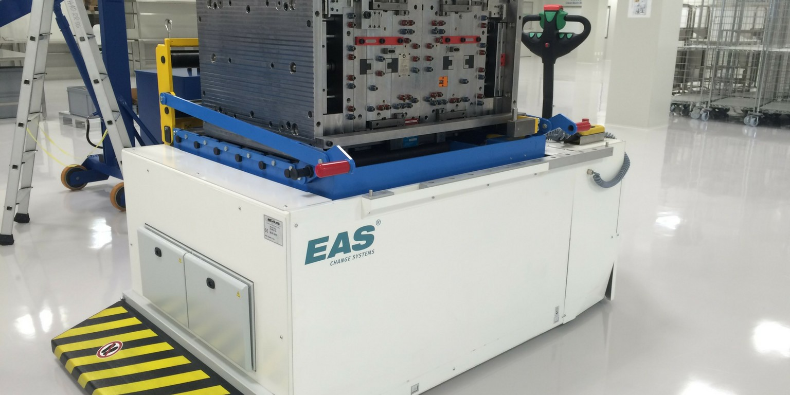 EAS change systems | LinkedIn