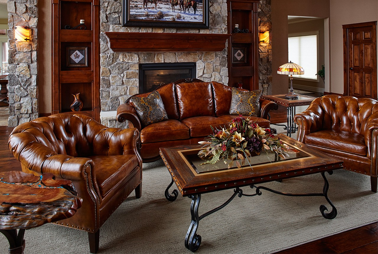 Western Heritage Furniture Cover Image