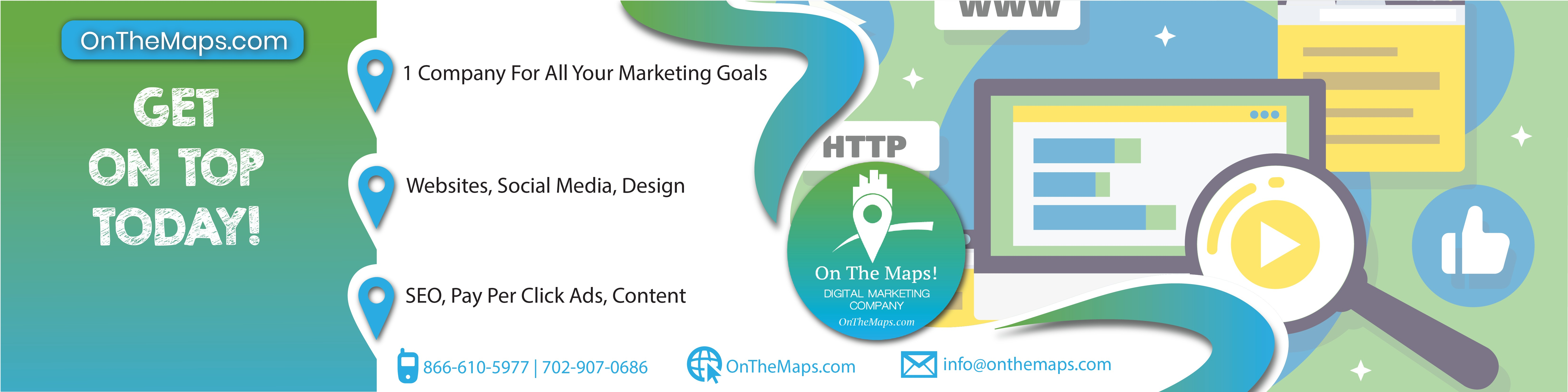 On The Maps Digital Marketing | LinkedIn