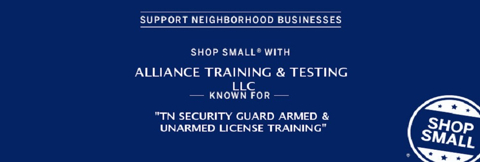 Security Guard Officer License Training Armed and Unarmed
