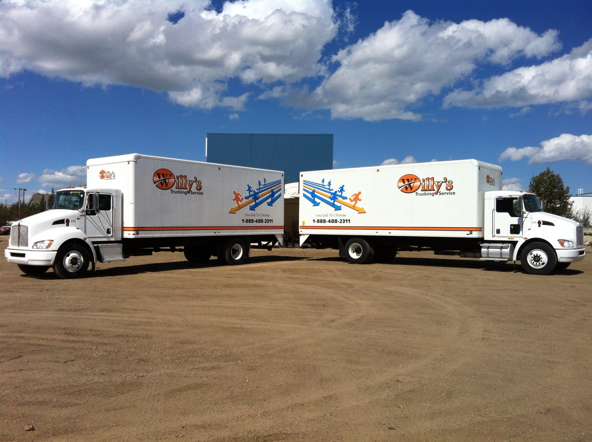 Willy's Trucking Service | LinkedIn