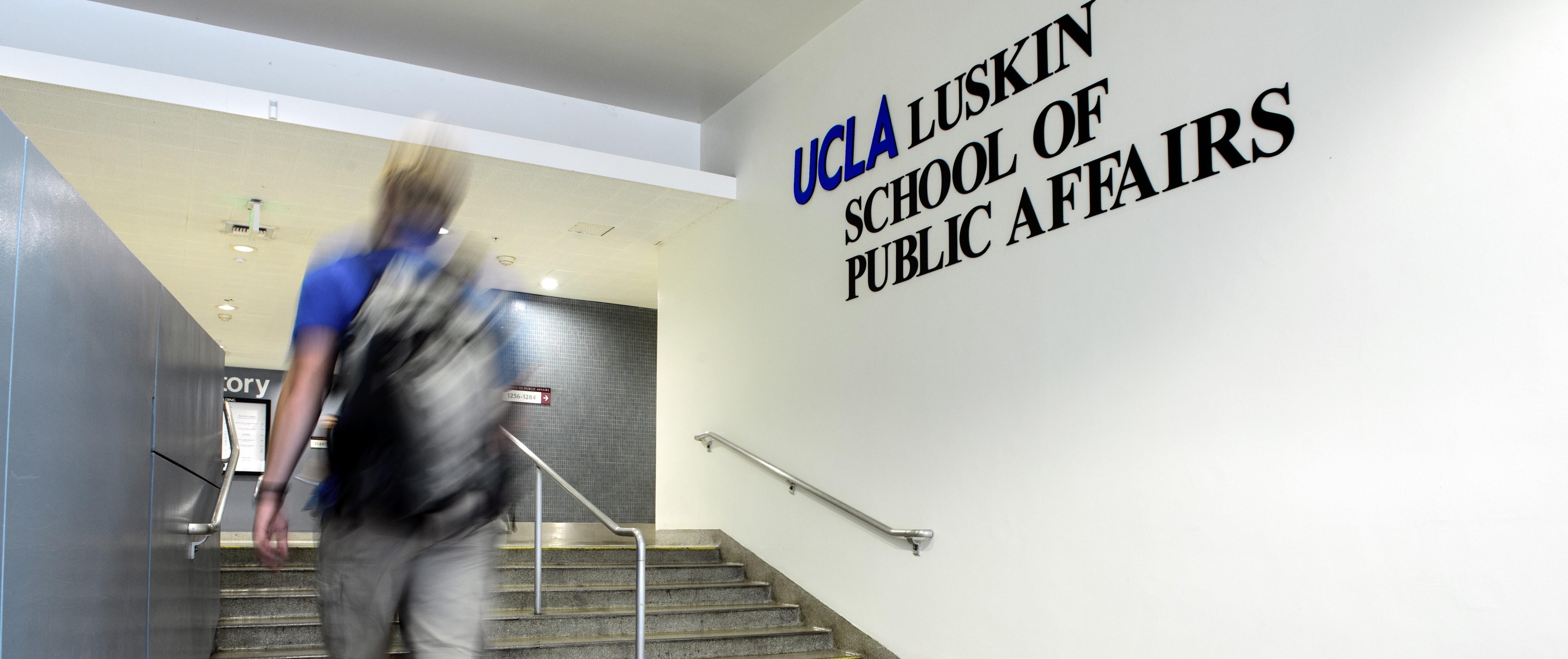 UCLA Luskin School of Public Affairs   LinkedIn