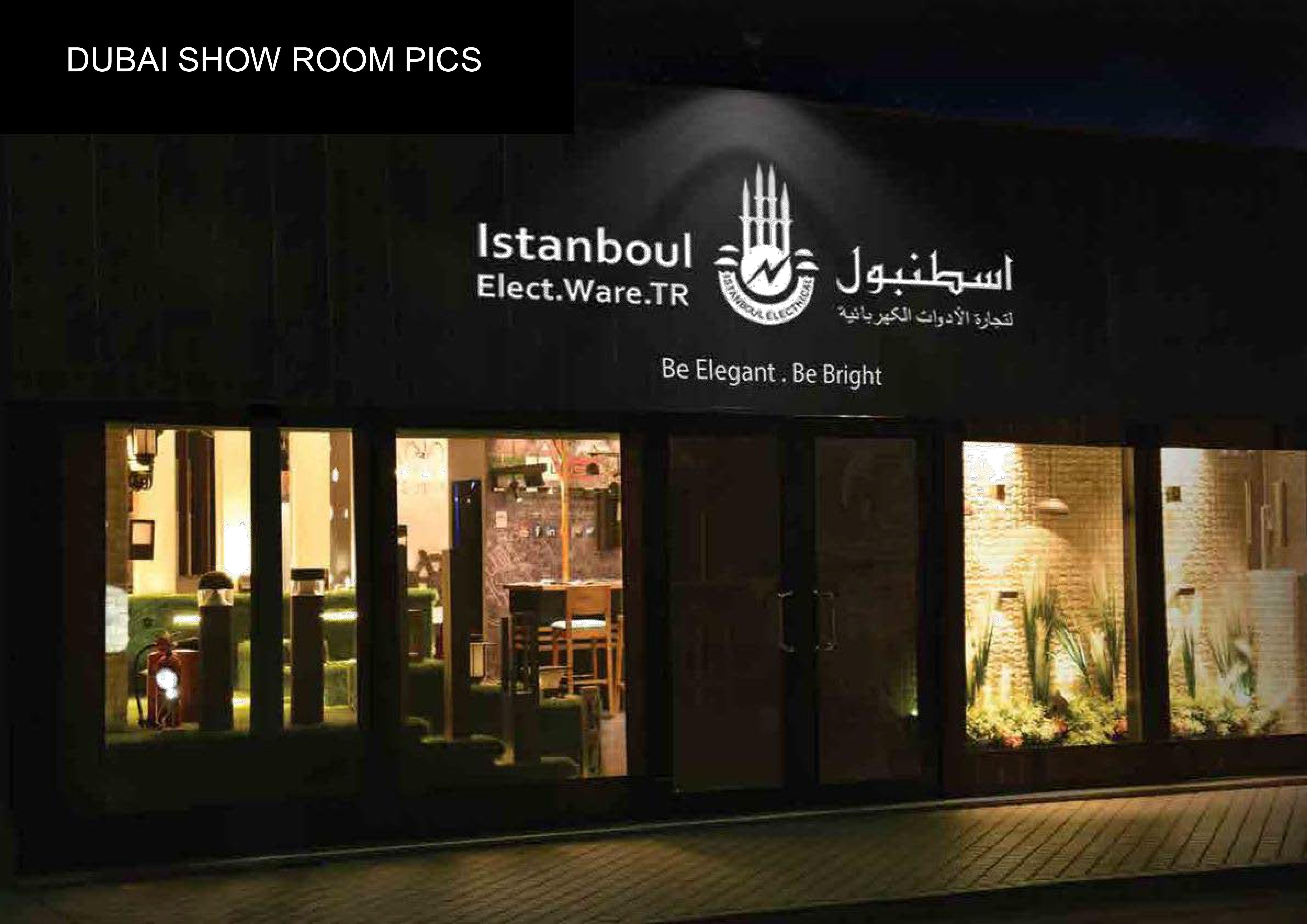 Istanbul Lighting Equipment Trading | LinkedIn