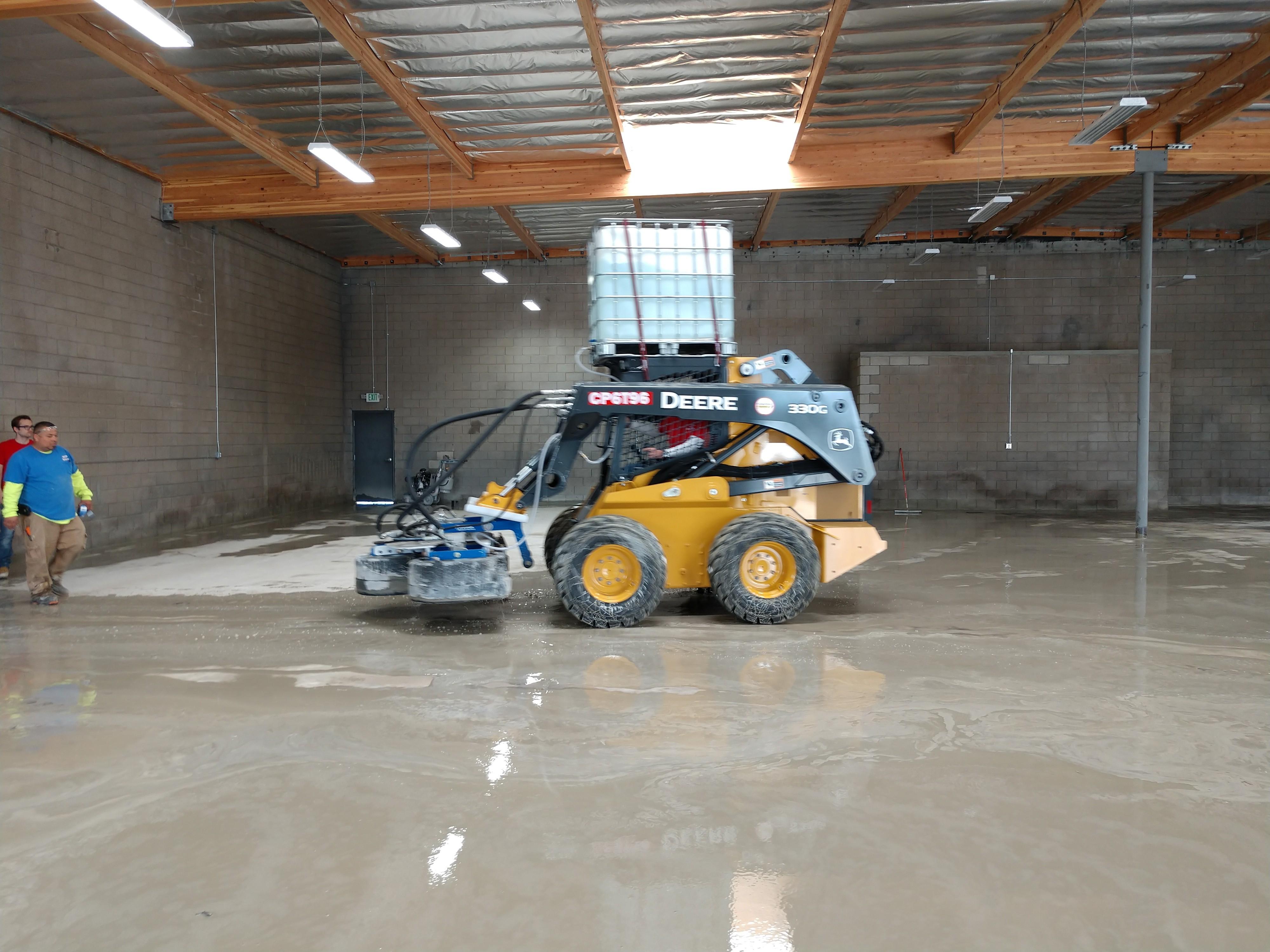 American Concrete Polishing / Blason Industries | LinkedIn