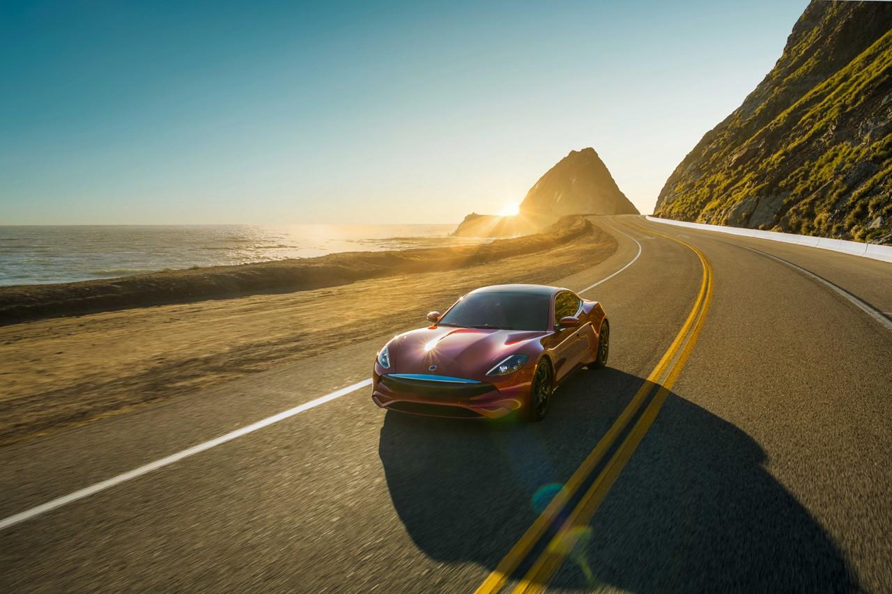 Karma Automotive Cover Image