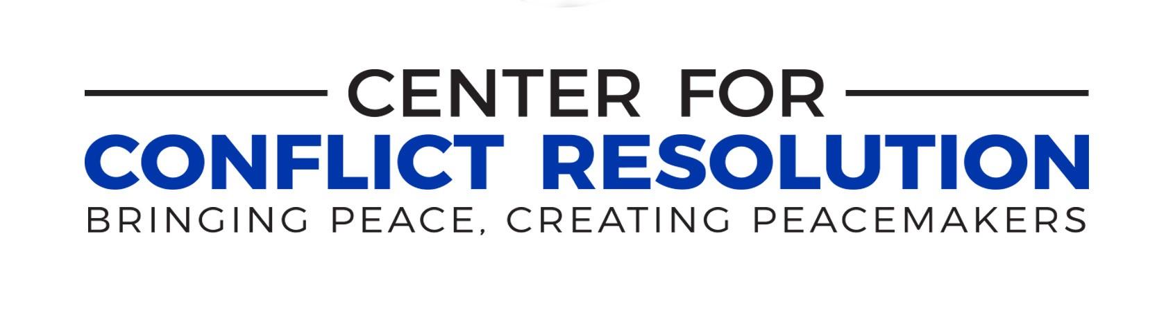 Center For Conflict Resolution   LinkedIn