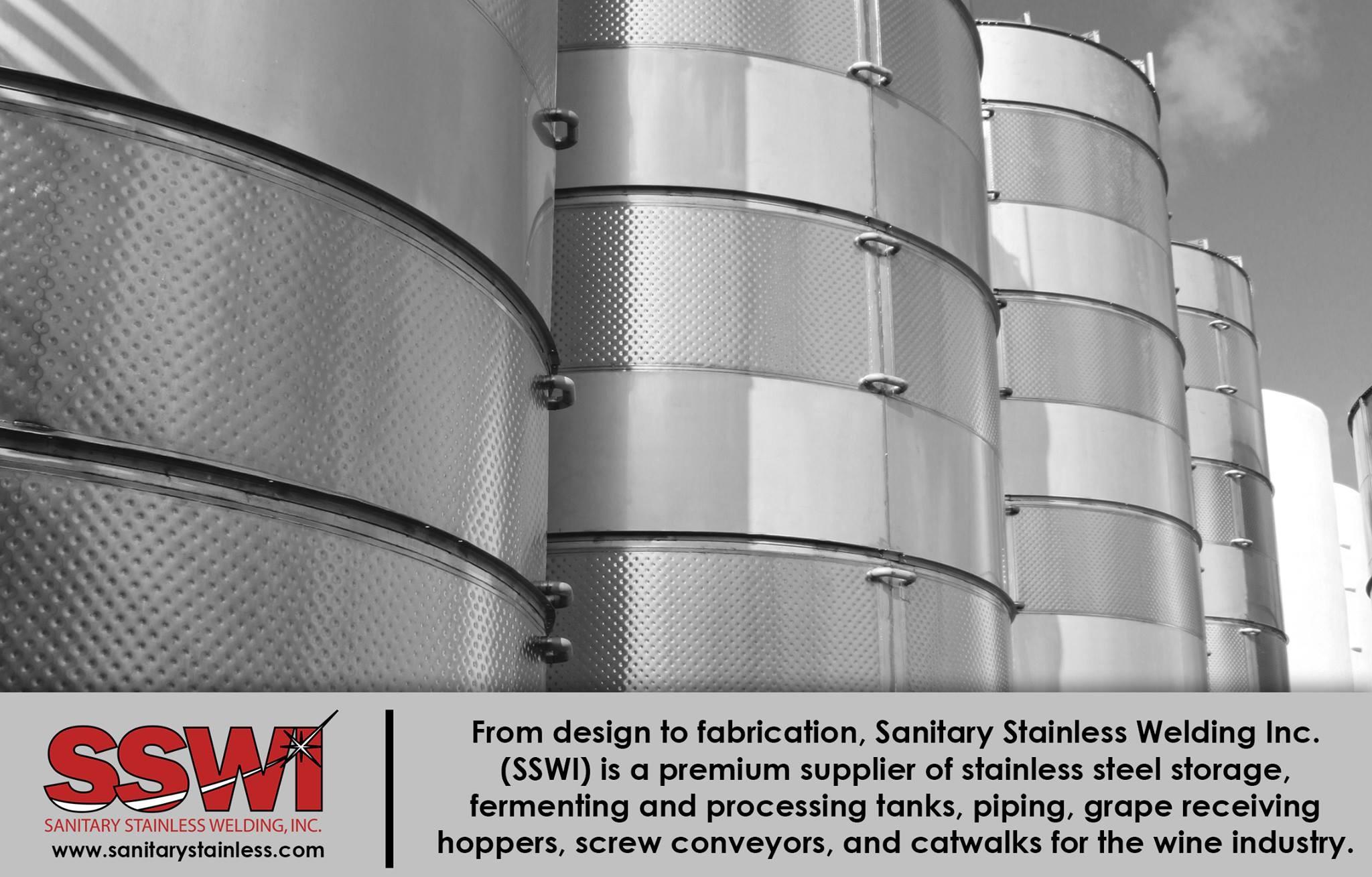 Sanitary Stainless Welding, Inc  - SSWI | LinkedIn