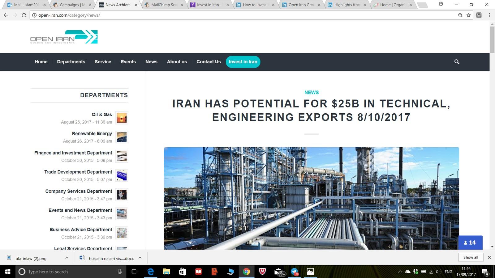 Open Iran Group | LinkedIn