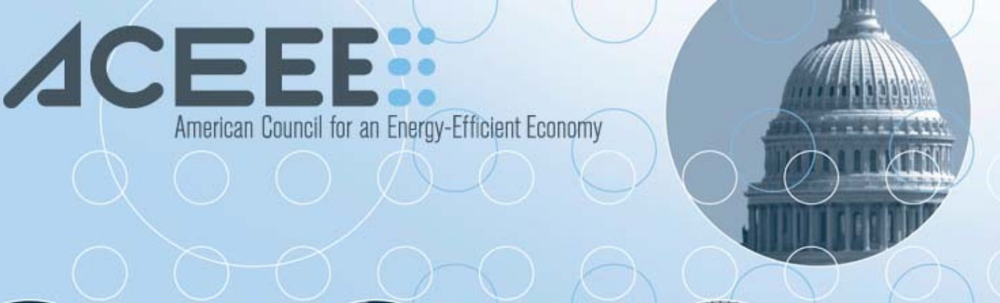The American Council for an Energy-Efficient Economy (ACEEE) | LinkedIn