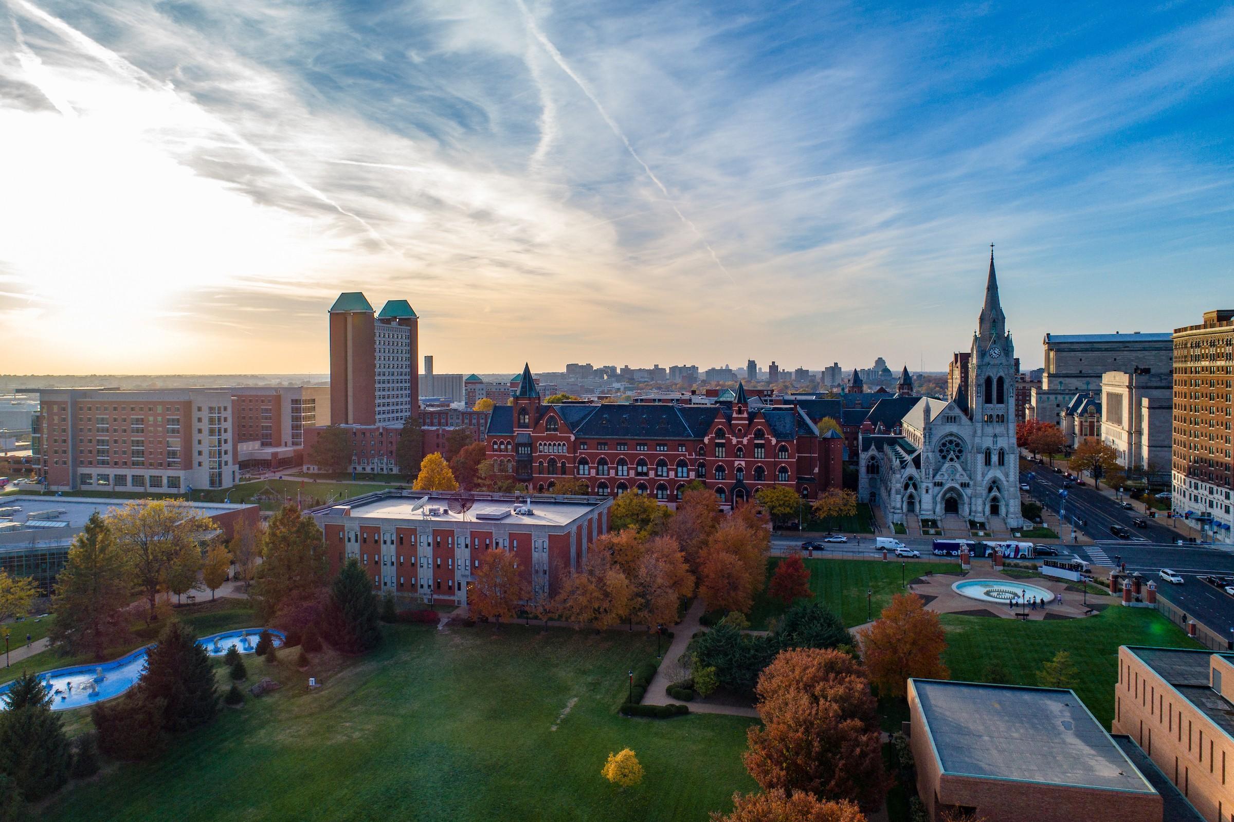 Saint Louis University | LinkedIn