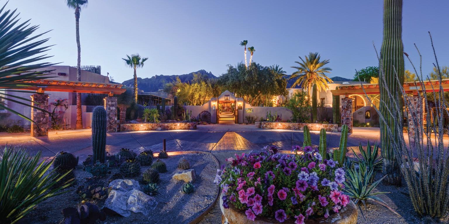 Hacienda Del Sol Guest Ranch Resort Linkedin