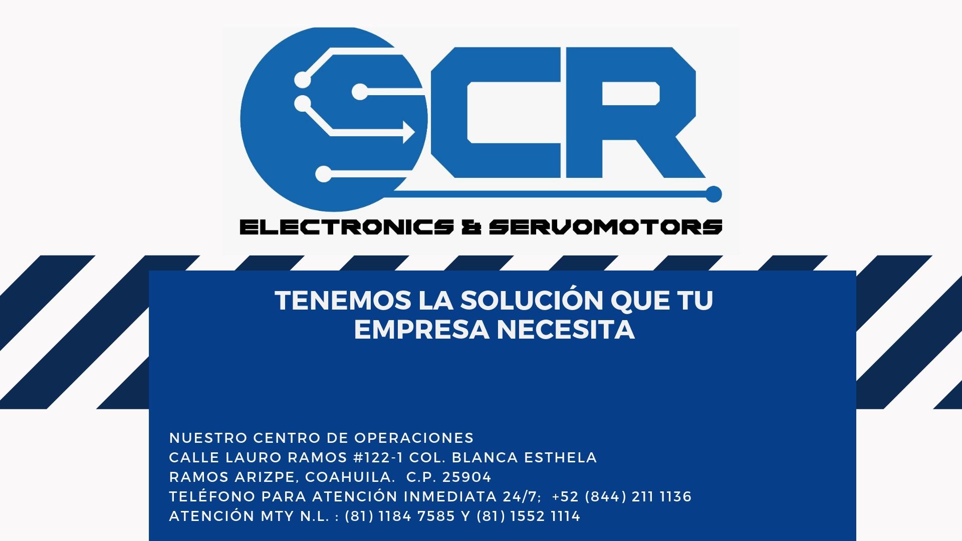 Scr Electronics Servomotors Sa De Cv Linkedin