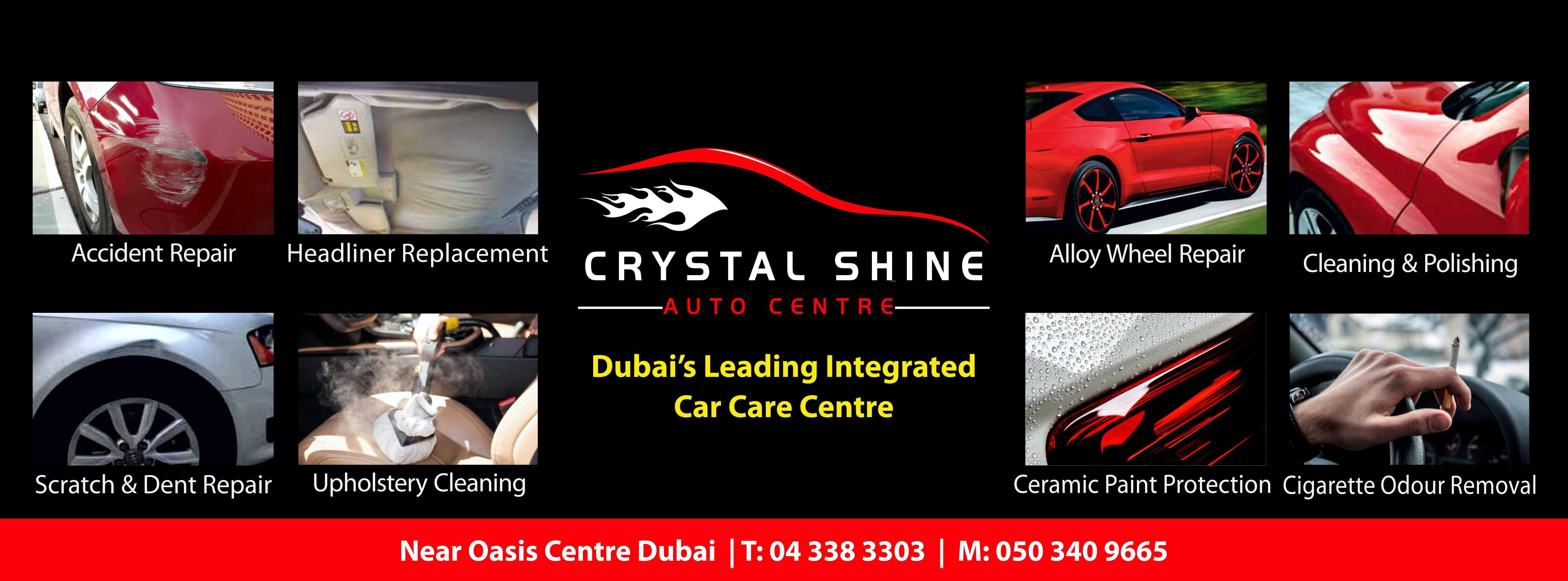 Crystal Shine Auto Centre   LinkedIn