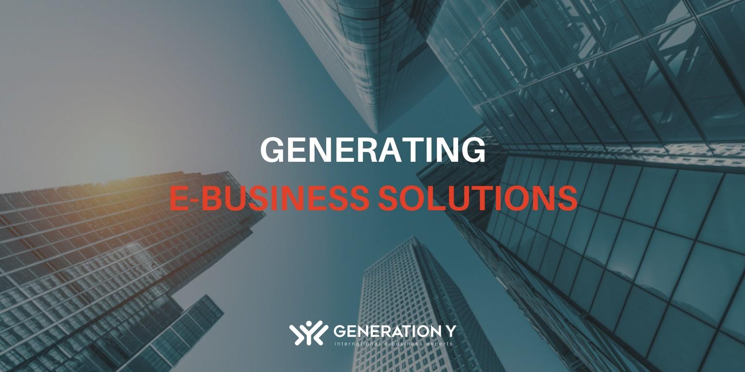 Generation Y - International e-Business Experts | LinkedIn
