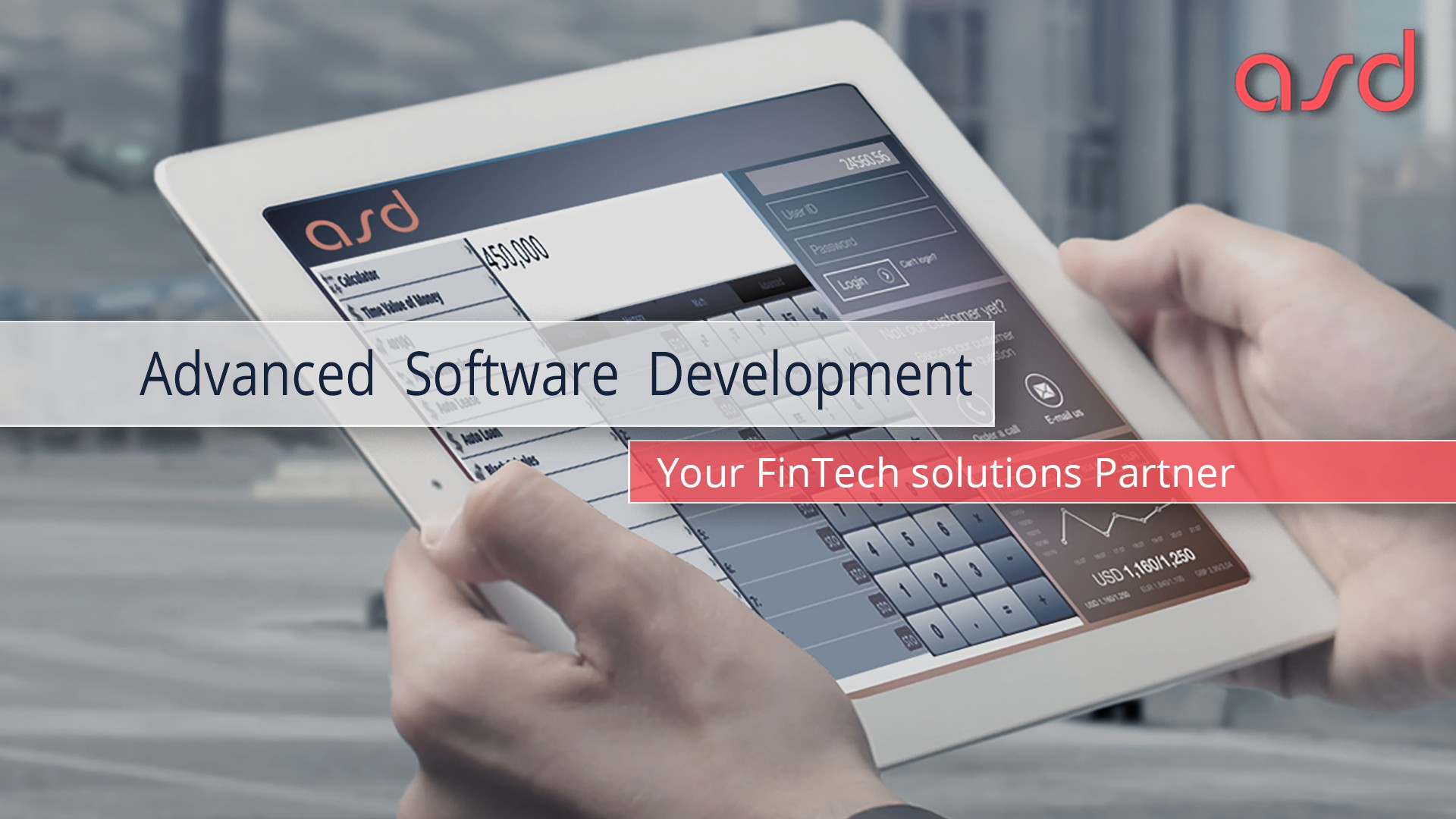 Advanced Software Development (ASD Ltd) | LinkedIn