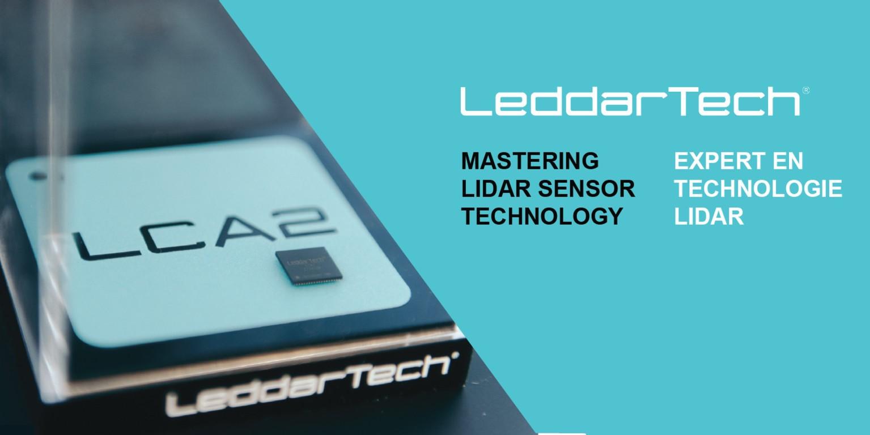 LeddarTech - Mastering Lidar Sensor Technology | LinkedIn