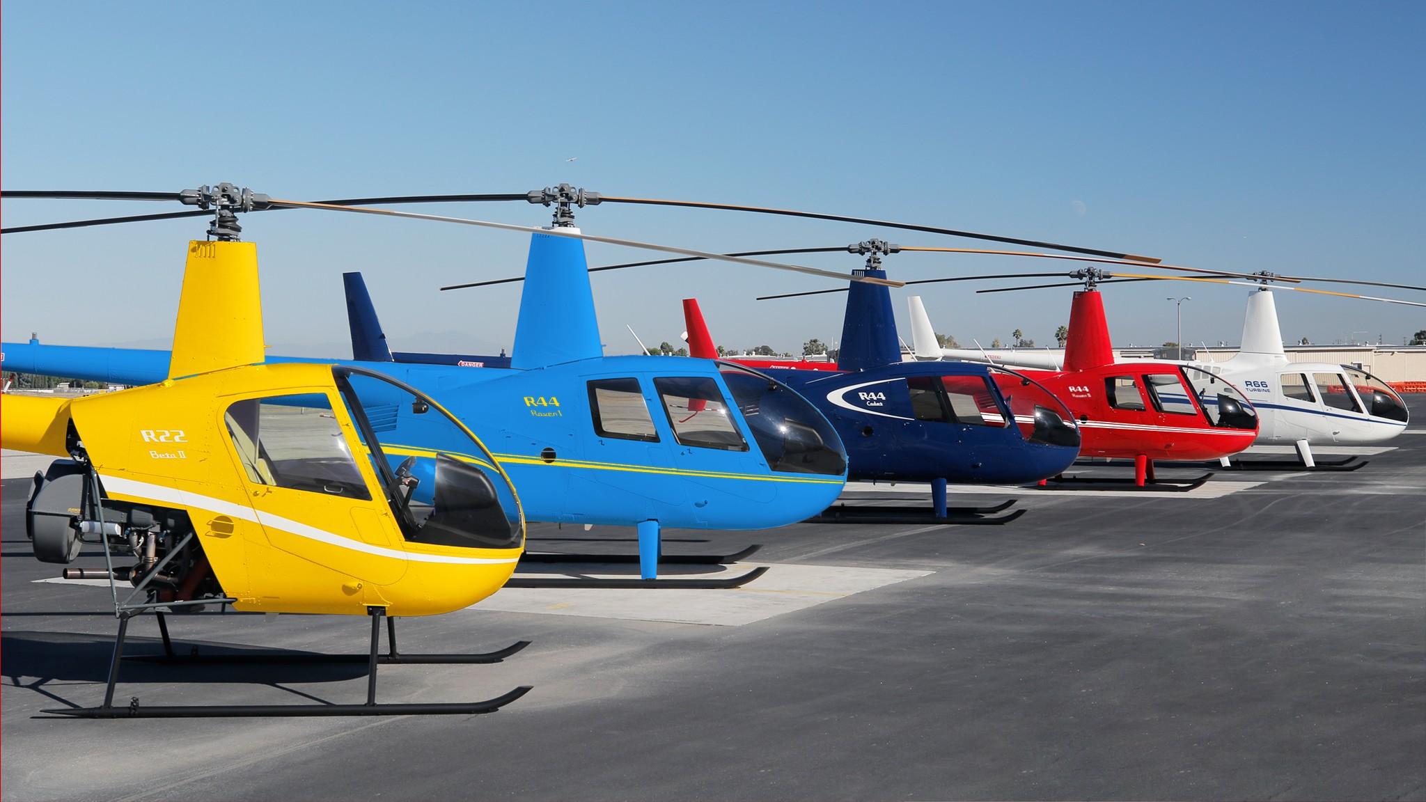 Robinson Helicopter Company | LinkedIn