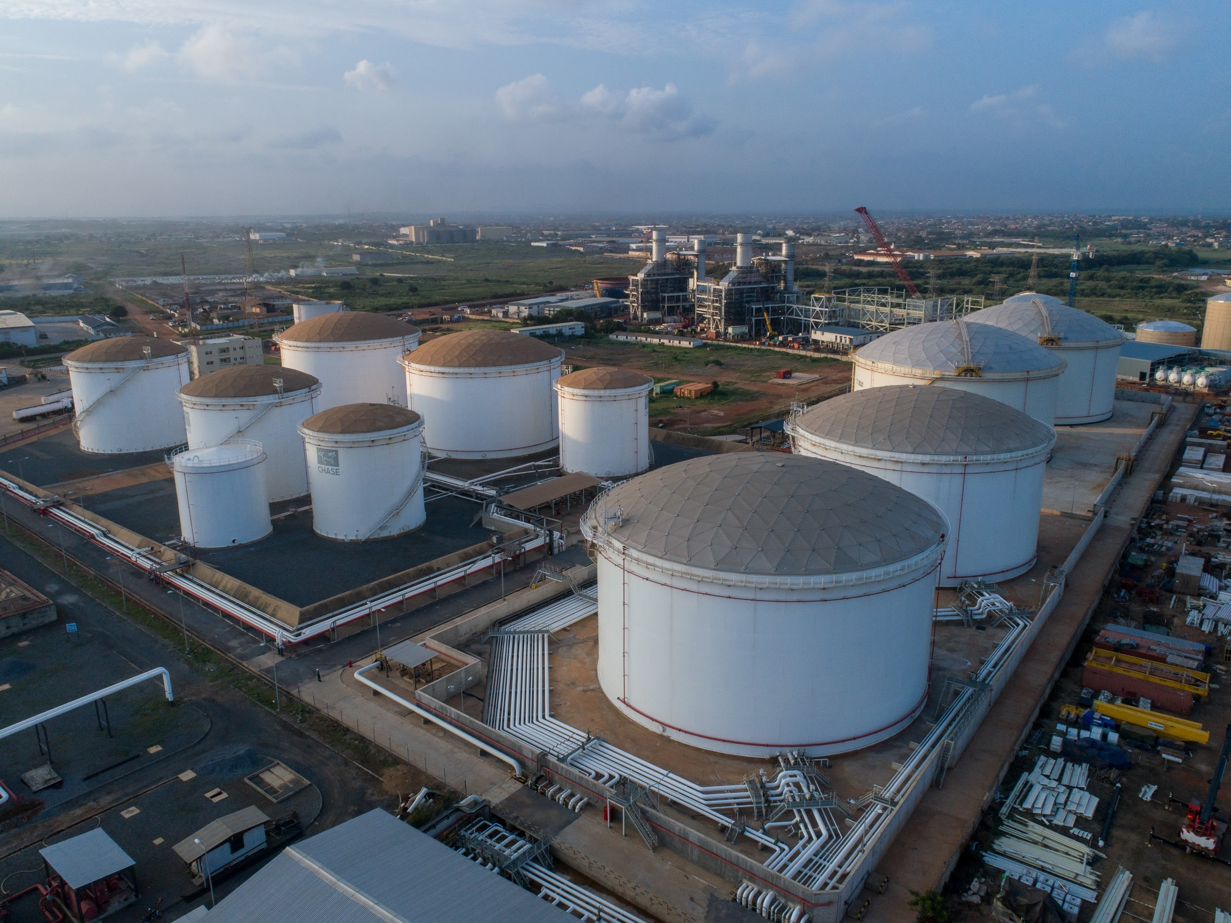 Tema Tank Farm Ltd | LinkedIn