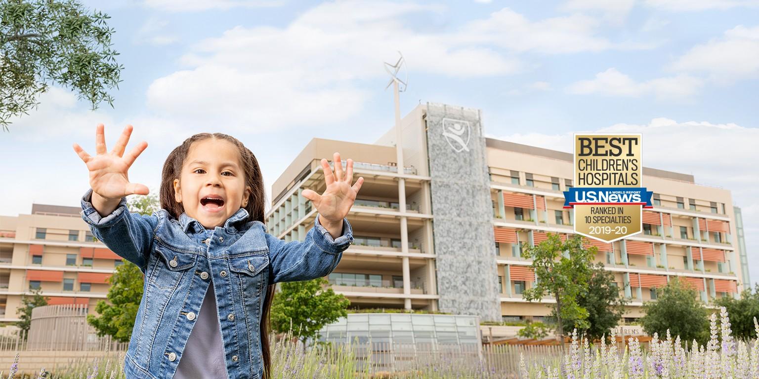 Stanford Children's Health | Lucile Packard Children's