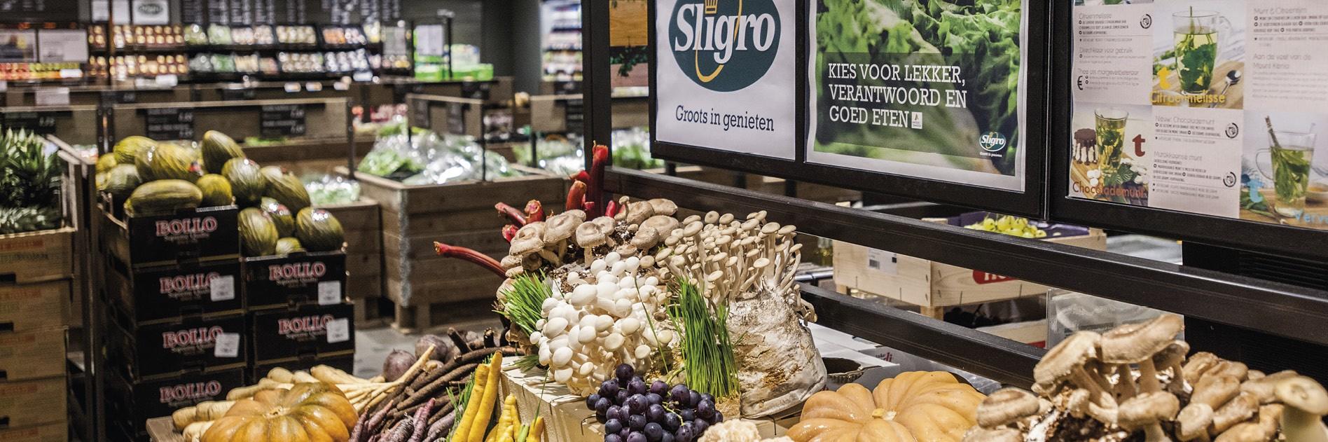 Sligro Food Group Linkedin