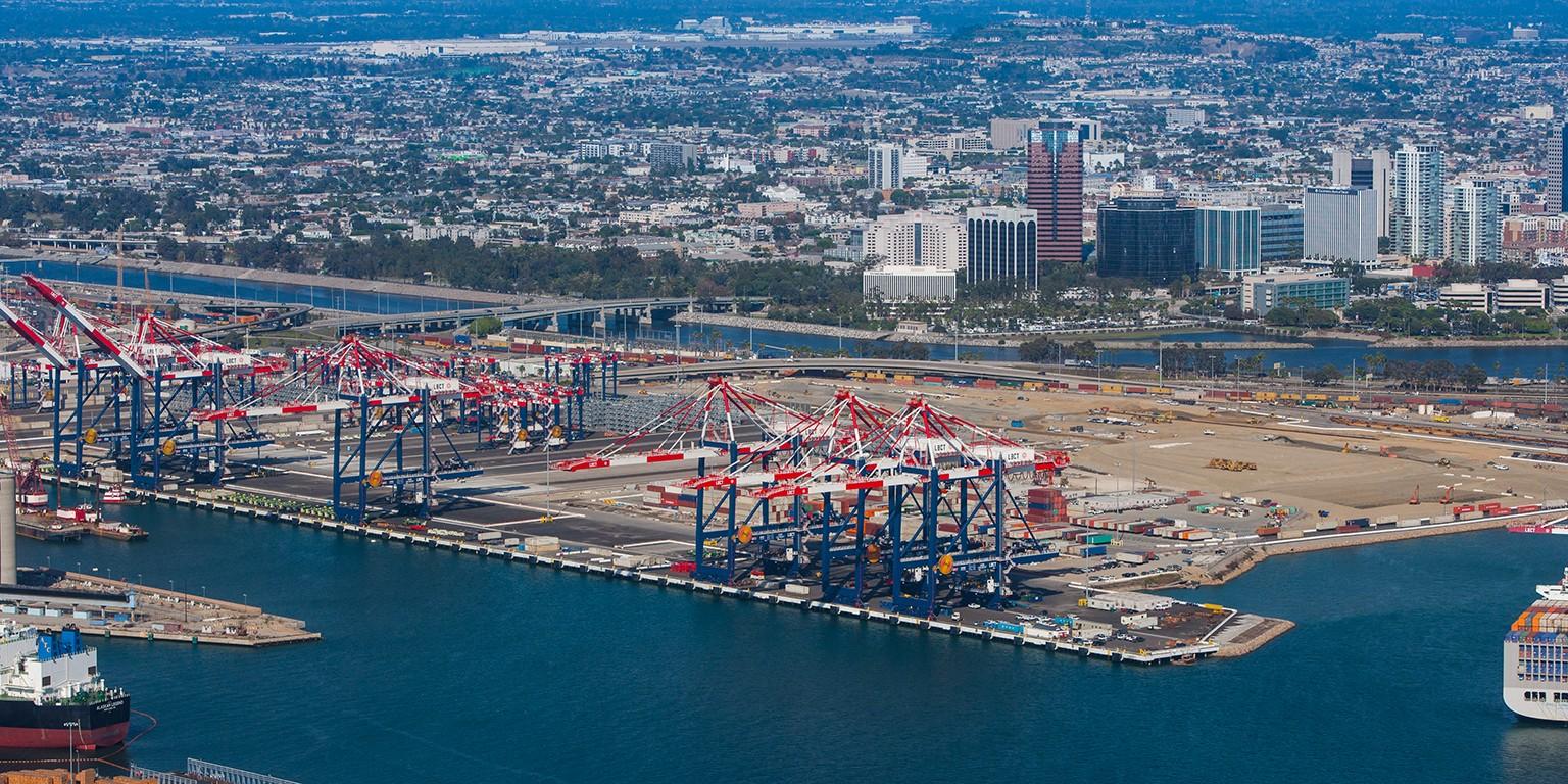 Port Of Long Beach Linkedin