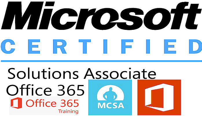 Microsoft MCSA Office 365 Exams 70-346 & 70-347 - Training & Educational Resources