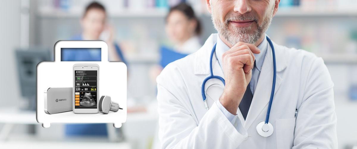 Warp United Received Eu Approval For Warp 3 Medical Recorder Kilo