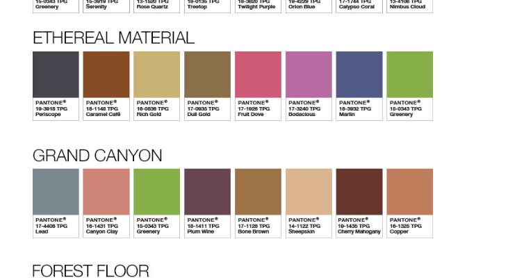 Colour Trends 2017 Pantone Names Greenery As Color Of The Year Bettina Deda Pulse Linkedin