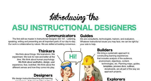 what does an instructional designer do anyway instructional designers can be valuable corporate trainers