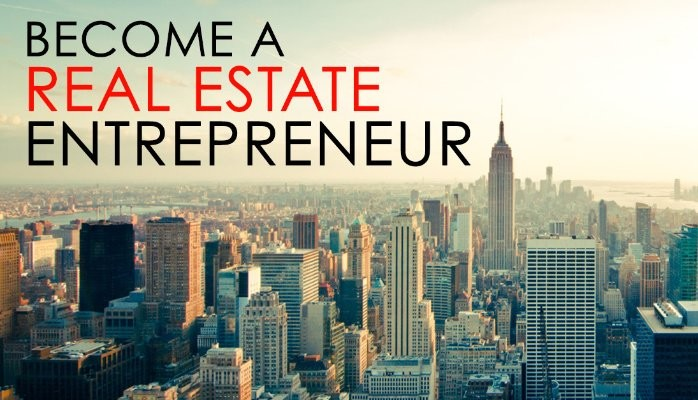 real estate entrepreneur success one property at a time