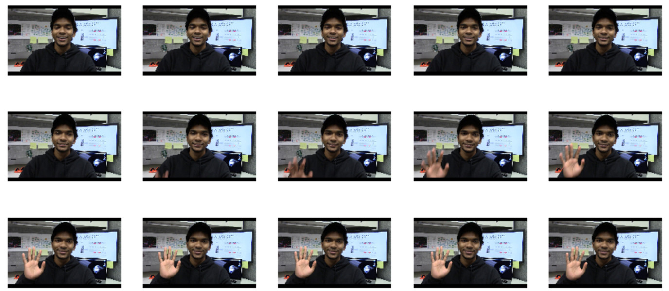 Fun with OpenCV: \