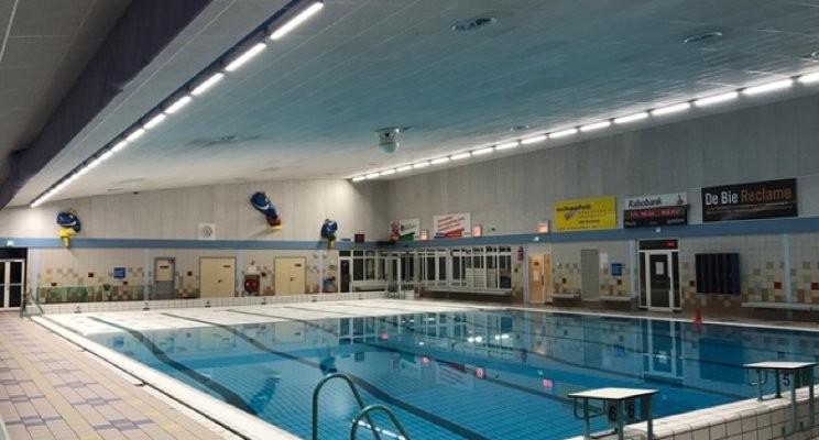 Oplevering LED verlichting Aquacentrum Malkander Apeldoorn | René ...