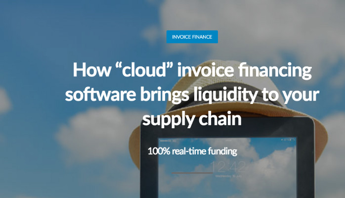 How Cloud Invoice Financing Software Brings Liquidity To Your - Invoice software cloud