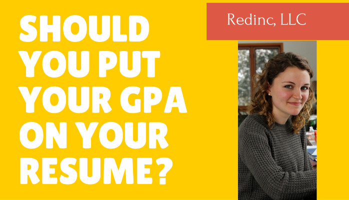 should you put your gpa on your resume entry level candidates