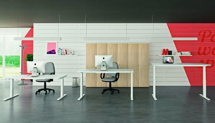 Altezza Banco Di Lavoro Ergonomia : Che altezza devono avere le scrivanie per ufficio? roberta