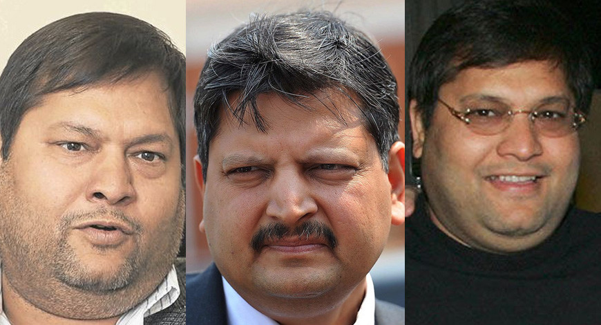 Image result for the gupta brothers
