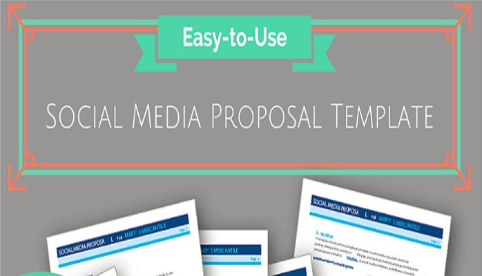 An Easy To Use Social Media Proposal Template To Win More Clients