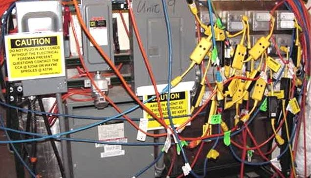 Power cords and temporary wiring electrical safety andre power cords and temporary wiring electrical safety publicscrutiny Choice Image