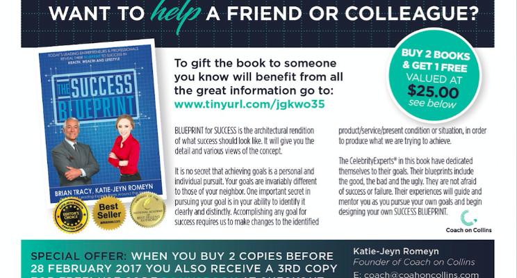 The success blueprint best seller book update katie jeyn the success blueprint best seller book update malvernweather Choice Image