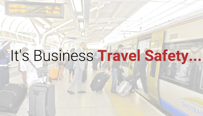 Its Business Travel SafetyNOT Security Video