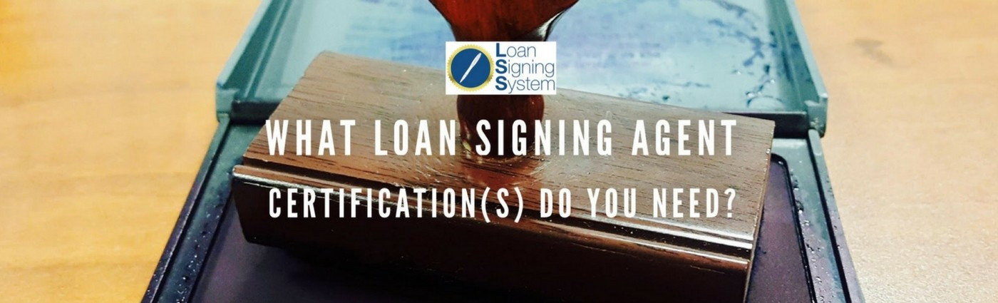 What loan signing agent certifications do you need mark wills what loan signing agent certifications do you need publicscrutiny Gallery