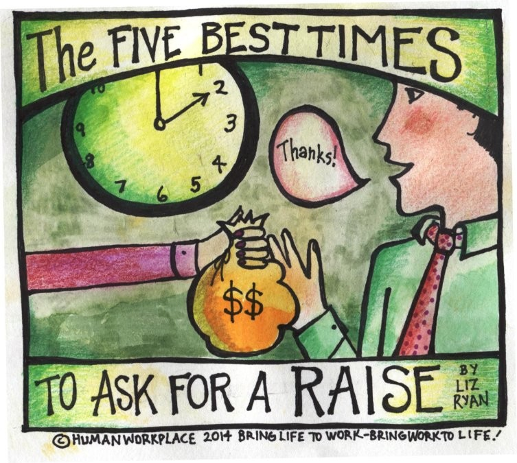 how to ask ur boss for a raise