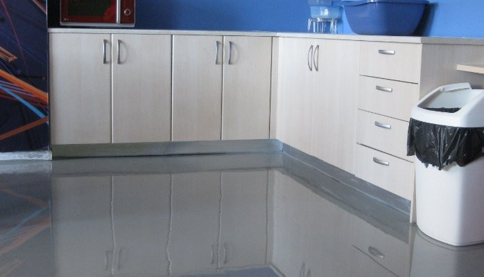 Should We Be Installing Epoxy Floors In Homes?